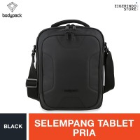 Bodypack Neo Xaviery Tablet Shoulder Bag - Black