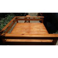 furniture dari kayu jati belanda
