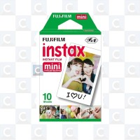 Fujifilm Instax Mini Instant Color Film isi 10 Shots