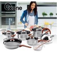 Panci Oxone OX-933 Oxone Panci Eco Cookware Set Panci Oxone Set OX933