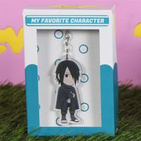 Gantungan Kunci Anime Karakter Sasuke D - Boruto