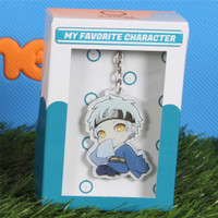Gantungan Kunci Anime Karakter Mitsuki - Boruto