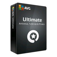 AVG Ultimate - 2 Year Unlimited Device - License Global