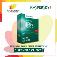 Kaspersky Small Office Security 1 Server 5 Clients