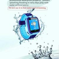 smart watch gps Q12/jam tangan anak gps Q12