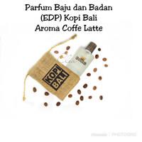 Parfum Badan dan Baju (EDP) dari Ekstrak Biji Kopi KOKE - Aroma LATTE