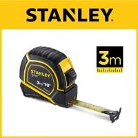 Stanley Meteran 3m x 13mm Measurement Tylon Tape (STHT36193)