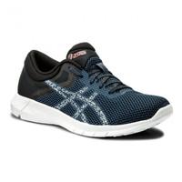 Sepatu Olahraga Asics Nitrofuze 2 Men's Running Shoes-Navy