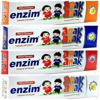 enzim kids toothpaste