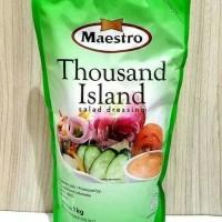 Maestro Thousand Island Pouch
