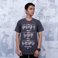 T-Shirt Distro Kaos KAIZOKU SHINOBI SHINIGAMI