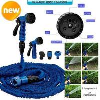 Semprot Selang air elastis Magic Hose 25FT