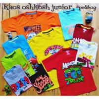 Paket Kaos Anak Tanggung Random 2pcs Only 59rb