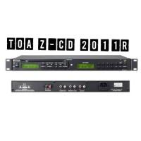 TOA ZCD2011R Z-CD2011R ZCD2011 R DVD CD FM Tuner USB Player Original