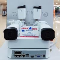 PAKET CCTV NVR KIT UNIVIEW 4CAMERA+HARDISK 500GB GARANSI RESMI