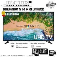 SAMSUNG LED TV 55NU7090 - SMART TV LED 55 INCH UHD 4K HDR UA55NU7090