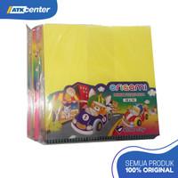 Kertas Lipat (Origami) Kotak 16 X 16 cm Super POP1