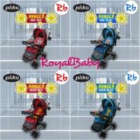 Stroller Baby Pliko Ranger 298