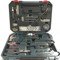 Tool Kit Set 108 pcs BOSCH - Toolkit Perkakas Komplit Set