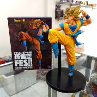 banpresto dragonball z son goku super saiyan vol 1 fes
