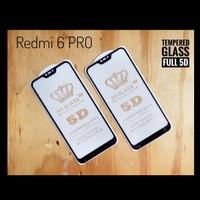 TEMPERED GLASS REDMI 6 PRO