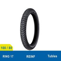 Ban Belakang Motor 100/80-17 Michelin Motor City Grip Pro Tubeless