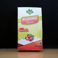 Nayz Pudding Susu Box 200gr Varian Strawberry