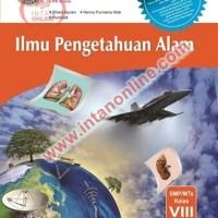 Buku PR kelas 8 smp smtr 2 mapel IPA