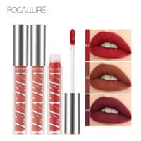 FOCALLURE Velvet Liquid Lipstick Makeup Lip Gloss FA76