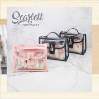 PROMO !!!Scarlett Bag Jims Honey Tas Wanita Sling Tote Clutch Hand Bag