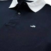Baju Pria Crocodile Men Polo Shirt original