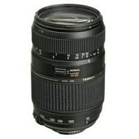 lensa tamron 70-300 for canon/nikon