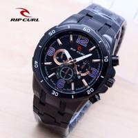 jam tangan pria Ripcurl free batre