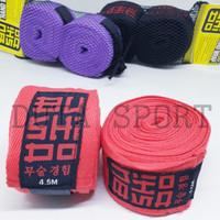 Hand Wrap Handwrap Bandage MMA Muay Thai Boxing Bandage 4.5m BUSHIDO