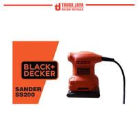 BLACK DECKER Mesin Amplas Sander BS200 Sheet Sander BS 200 ss 400