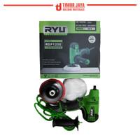 RYU Alat Poles Mobil Modern RGP125 Mesin Polisher Varible Speed modern