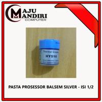 THERMAL PASTE / PASTA PROCESSOR BALSEM HY510 - ISI SETENGAH