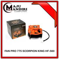 FAN PROCESSOR SCORPION KING HF-560