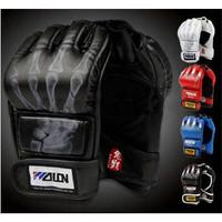WOLON MMA Glove Muay Thai Kick Boxing Sarung Tinju