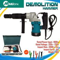 Demolition Hammer Mesin Bobok Tembok JACK HAMMER Mailtank Mesin Bobok