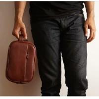 Dopkitt bag kulit size M