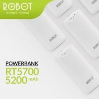 Powerbank Robot RT5700 5200mAh Vivan Robot Original by Vivan Original