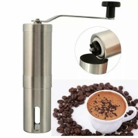 Alat Penggiling Biji Kopi Coffee Bean Grinder Stainles Steel Asli