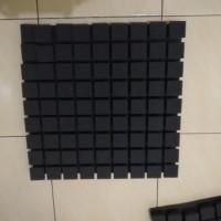 busa peredam suara model cnc kotak