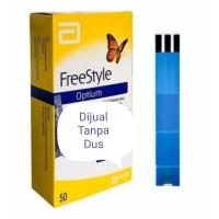 Refill Freestyle Optium isi 50 Strips