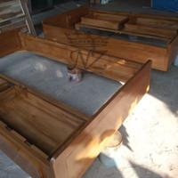 NZ Furniture Dipan Anak Super - Tempat Tidur - Kamar Tidur