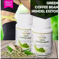 Hendel EXITOX Green Coffee Bean   Green Coffe Cofee Kopi Hijau (e)