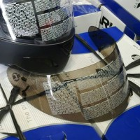 Visor / Kaca Helm Zeus ZS806 SMOKE