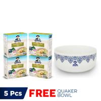 Quaker Soto Pack FREE Quaker Bowl
