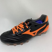 New..Sepatu bola mizuno original Monarcida FG Neo Wide Leather black o